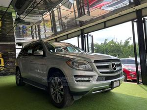 Mercedes-Benz GL Class 2013 GL 450 Silver | Cars for sale in Abuja (FCT) State, Central Business District