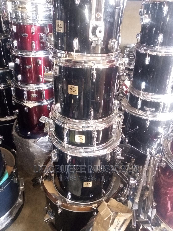 Used Yamaha Drum Set