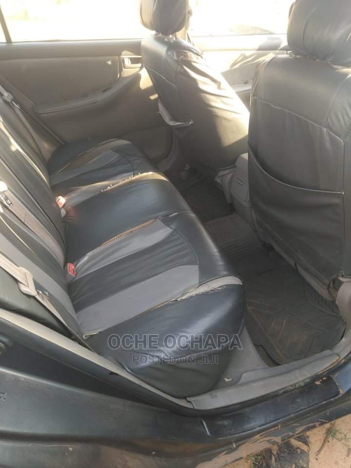 Archive: Toyota Corolla 2005 CE Gray