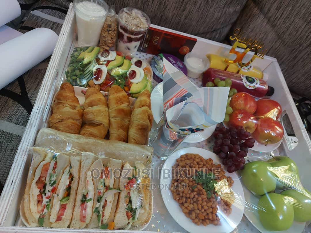 Archive: Healthy Breakfast Tray