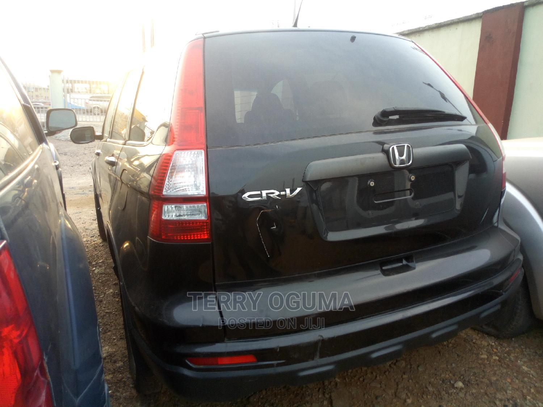 Archive: Honda CR-V 2010 EX 4dr SUV (2.4L 4cyl 5A) Black