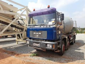 Foreign Used 7.5 Cubid Meter Man Diesel Concrete Mixer   Trucks & Trailers for sale in Abuja (FCT) State, Gwarinpa