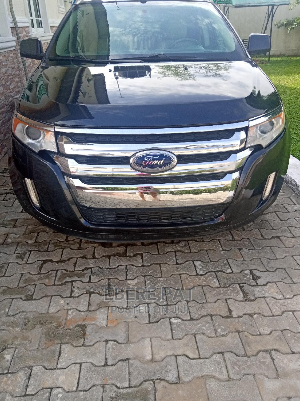 Ford Edge 2013 Black