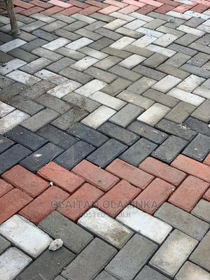 INTERLOCKING,( Double T, Zenith)ROUGH STONES, ( 6cm,8cm) | Building & Trades Services for sale in Lagos State, Alimosho