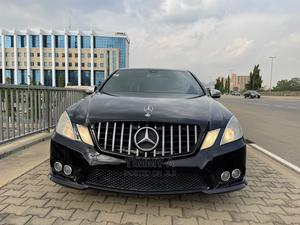 Mercedes-Benz E350 2010 Black | Cars for sale in Abuja (FCT) State, Central Business Dis