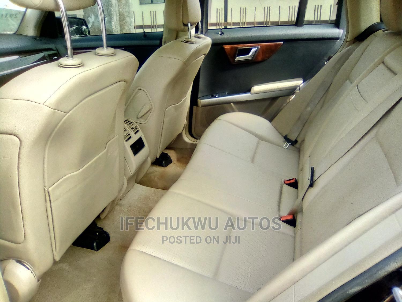 Mercedes-Benz GLK-Class 2012 350 4MATIC Black   Cars for sale in Ikeja, Lagos State, Nigeria