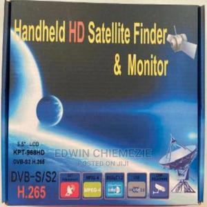 Hevc H2.65 4K Finder Avs+ Kpt 968hd | Accessories & Supplies for Electronics for sale in Lagos State, Alimosho