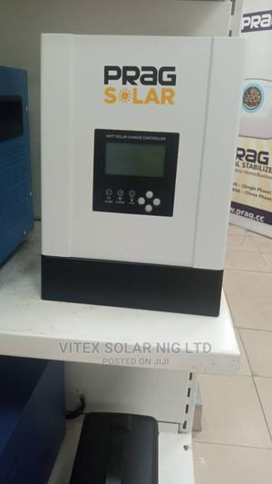 60ah Mppt 12-48volts Prag Charge Controller | Solar Energy for sale in Lagos State, Ojo