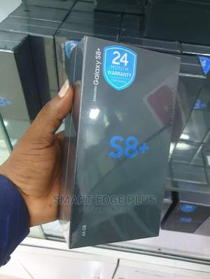 New Samsung Galaxy S8 Plus 64 GB Pink | Mobile Phones for sale in Lagos State, Ikeja