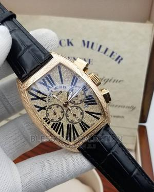 Frank Muller Leather Wristwatch | Watches for sale in Lagos State, Lagos Island (Eko)