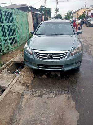Honda Accord 2010 Sedan EX Automatic Green | Cars for sale in Lagos State, Surulere