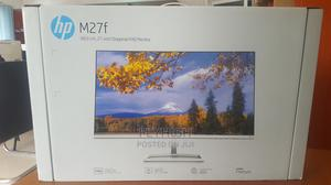 HP M27f Monitor   Computer Monitors for sale in Lagos State, Ikeja