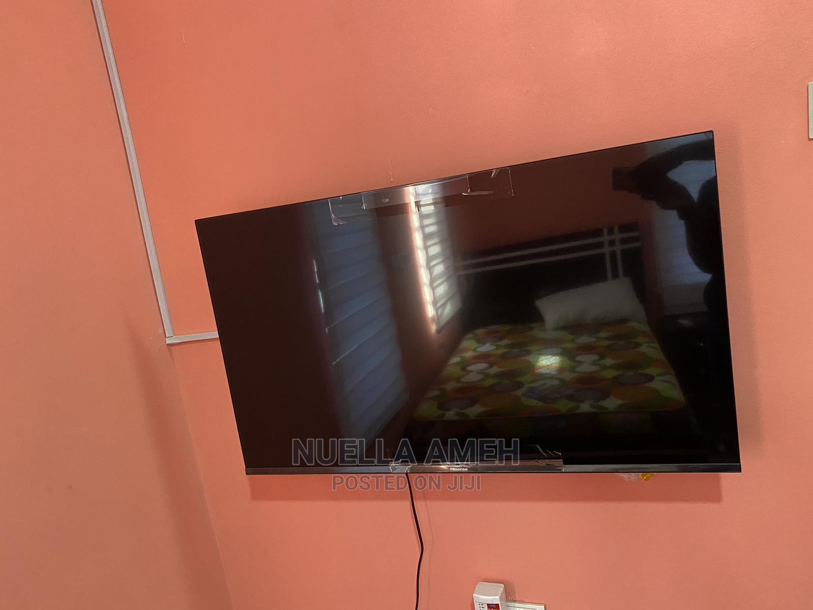 Brand New Hisense 43 Inch Smart Tv. | TV & DVD Equipment for sale in Alimosho, Lagos State, Nigeria