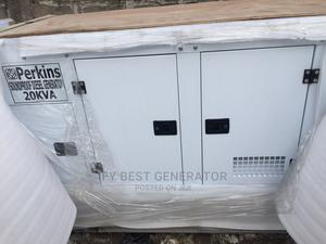 20kva Soundproof Generator Perkings | Electrical Equipment for sale in Lagos State, Ojo