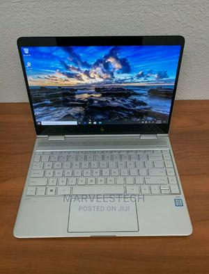 Laptop HP Spectre X360 13 8GB Intel Core I7 SSD 256GB   Laptops & Computers for sale in Lagos State, Ikeja