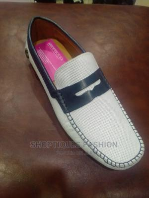 White Italian Men Loafers   Shoes for sale in Lagos State, Surulere