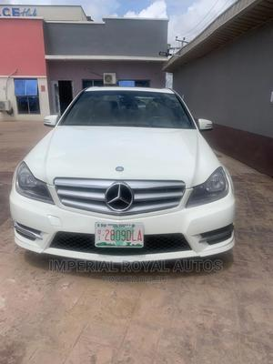 Mercedes-Benz C300 2012 White | Cars for sale in Lagos State, Alimosho