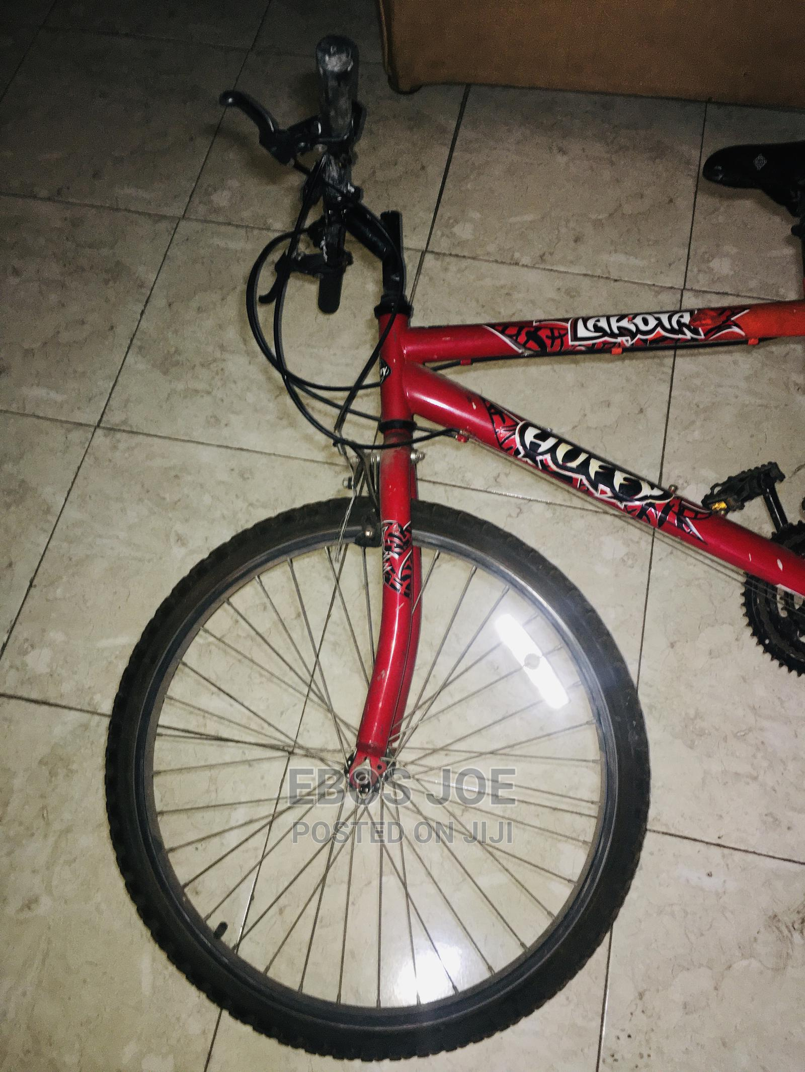 Us Used Dirt Mountain Bike Bicycle   Sports Equipment for sale in Abule Egba, Lagos State, Nigeria