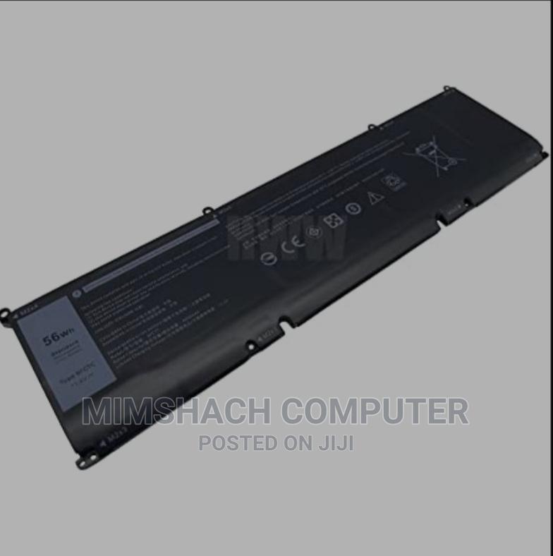 Dell XPS 15 9500 Precision 5550 Alienware M15 R3 R4 Battery | Computer Accessories  for sale in Ikeja, Lagos State, Nigeria