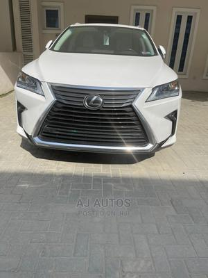 Lexus RX 2017 350 FWD White   Cars for sale in Lagos State, Lekki