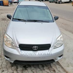 Toyota Matrix 2005 Silver | Cars for sale in Lagos State, Ogudu