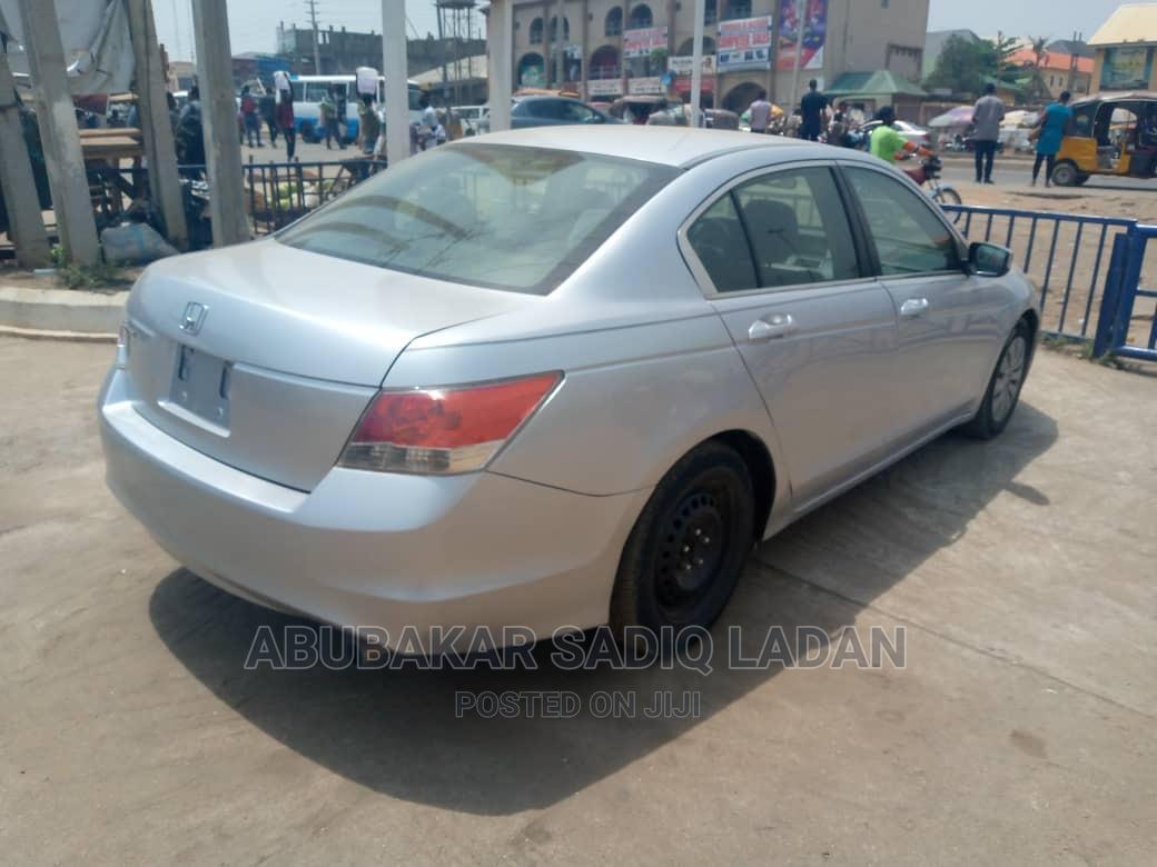 Honda Accord 2008 Silver | Cars for sale in Kaduna / Kaduna State, Kaduna State, Nigeria
