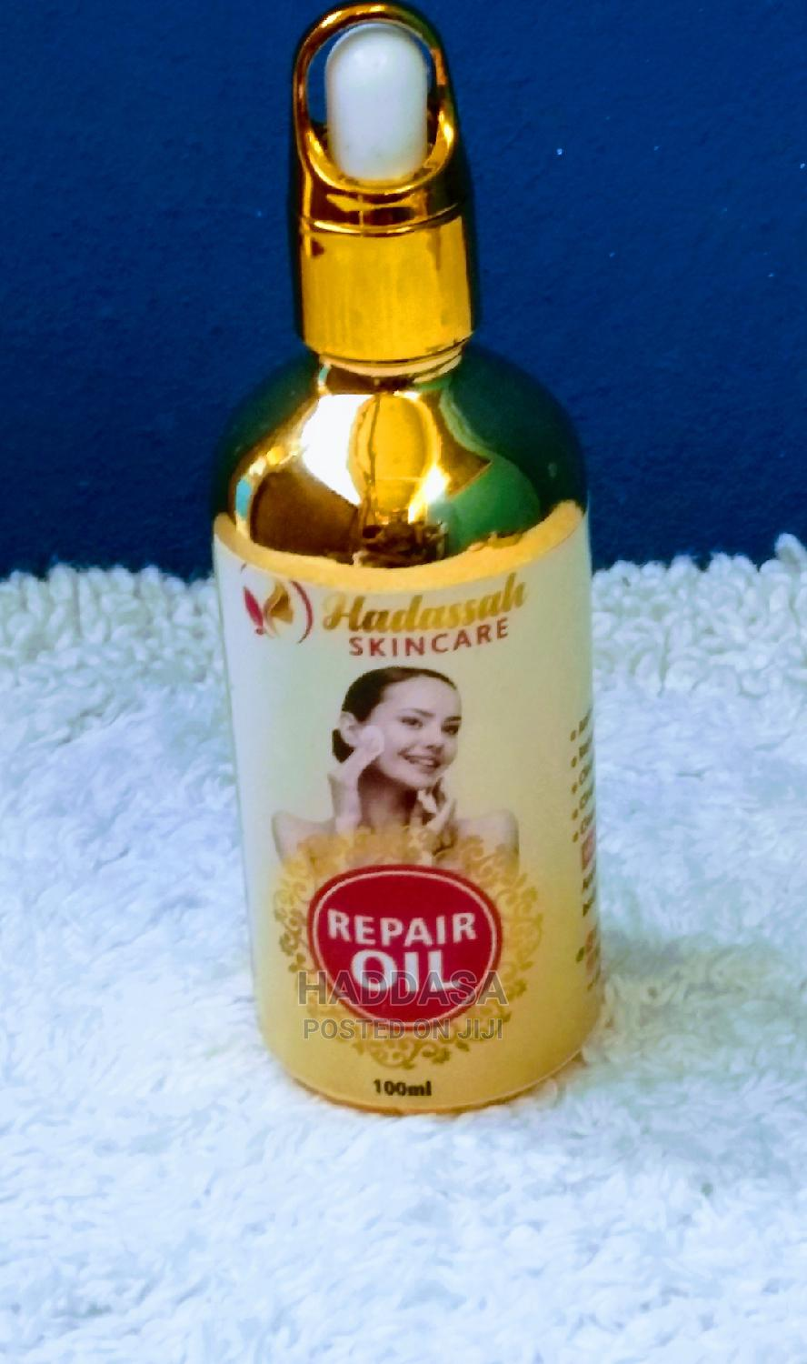 Archive: Face and Body Repair Whitening Organic Oil
