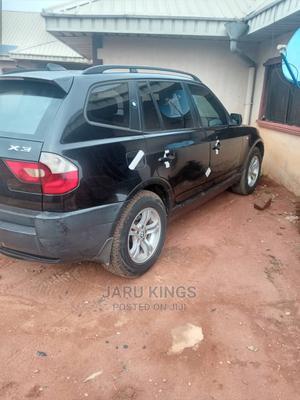 BMW X3 2006 3.0i Black | Cars for sale in Edo State, Ekpoma