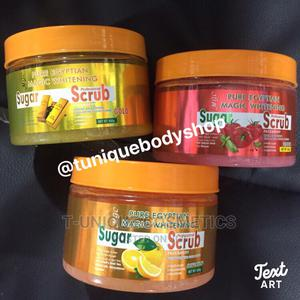 Pure Egyptian Magic Whitening Sugar Scrub | Skin Care for sale in Lagos State, Ikorodu
