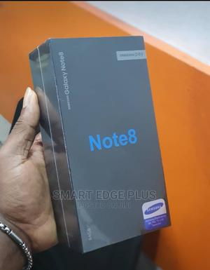 New Samsung Galaxy Note 8 64 GB Blue | Mobile Phones for sale in Lagos State, Ikeja