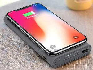 Fast Charger Wireless Powerbank – 10,000MAH | Accessories for Mobile Phones & Tablets for sale in Lagos State, Abule Egba
