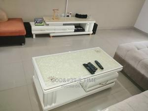 Classic Set of Center Table and Tv Stand   Furniture for sale in Lagos State, Ojo