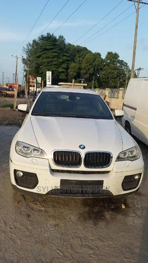 BMW X6 2012 White | Cars for sale in Lagos State, Ajah