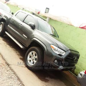 Toyota Tacoma 2018 TRD Sport Gray   Cars for sale in Lagos State, Ikeja
