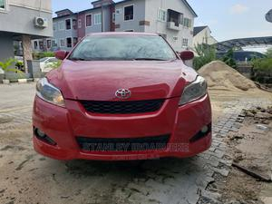 Toyota Matrix 2010 Red | Cars for sale in Lagos State, Lekki