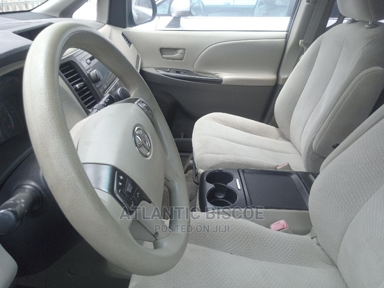 Toyota Sienna 2011 Gray | Cars for sale in Ikeja, Lagos State, Nigeria
