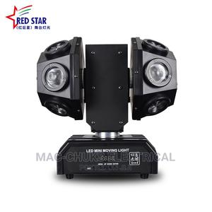 Double Head Moving Head Disco Light | Stage Lighting & Effects for sale in Lagos State, Ojo
