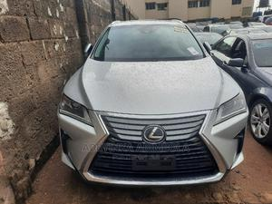 Lexus RX 2016 350 AWD Silver | Cars for sale in Lagos State, Ikeja