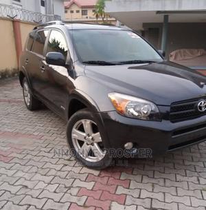 Toyota RAV4 2008 Black | Cars for sale in Lagos State, Ojo