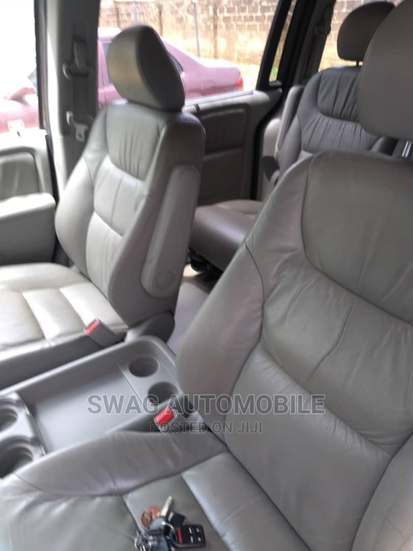 Archive: Honda Odyssey 2007 Touring Gray