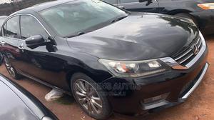 Honda Accord 2014 Black | Cars for sale in Edo State, Benin City