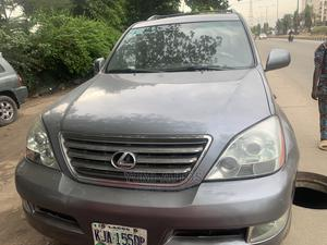 Lexus GX 2006 470 Sport Utility Gray | Cars for sale in Lagos State, Surulere