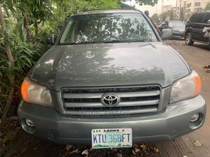 Toyota Highlander 2007 Green | Cars for sale in Lagos State, Surulere