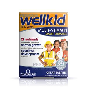 Wellkid Multivitamin Smart Chewable | Vitamins & Supplements for sale in Lagos State, Yaba