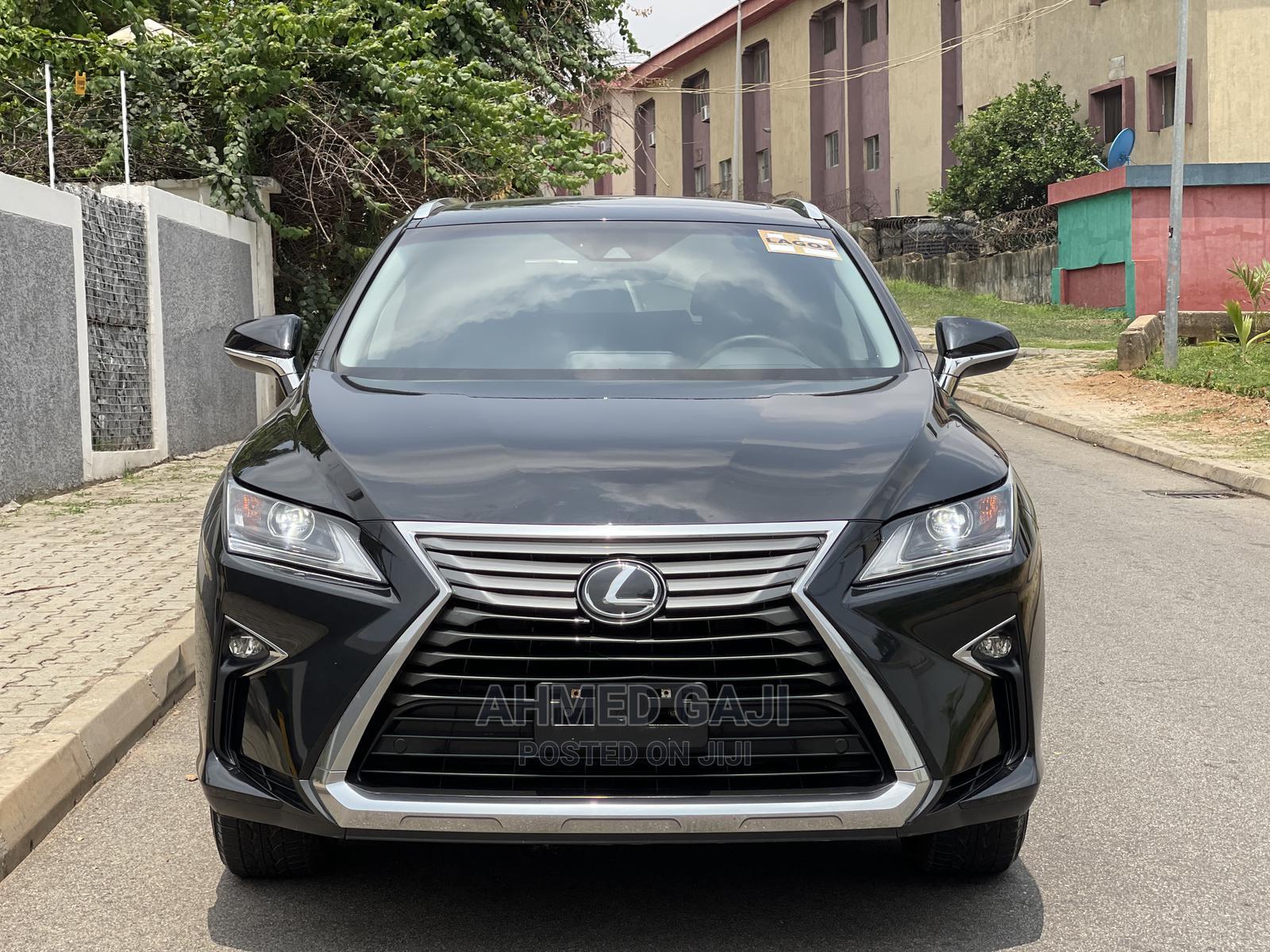 Lexus RX 2019 350 FWD Black