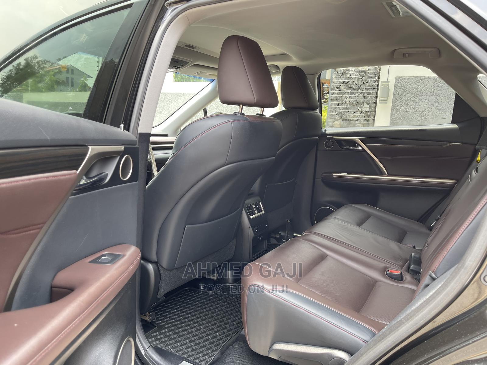 Lexus RX 2019 350 FWD Black | Cars for sale in Asokoro, Abuja (FCT) State, Nigeria