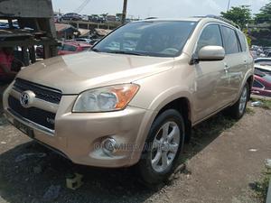 Toyota RAV4 2011 Gold   Cars for sale in Lagos State, Apapa