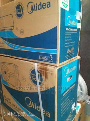 Midea 1,5 HP Split Unit Air-Condition   Home Appliances for sale in Lagos State, Amuwo-Odofin