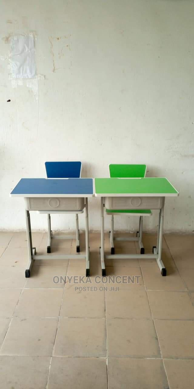Archive: Student Chair