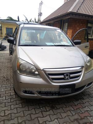 Honda Odyssey 2007 Silver | Cars for sale in Lagos State, Yaba